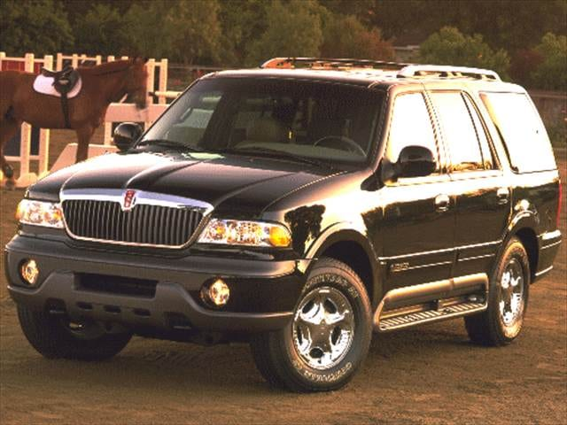 Highest Horsepower SUVs of 1999 - 1999 Lincoln Navigator