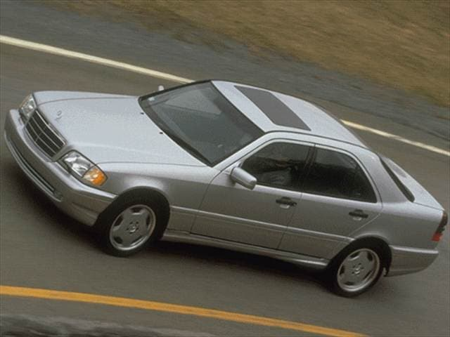 Highest Horsepower Sedans of 1999 - 1999 Mercedes-Benz C-Class