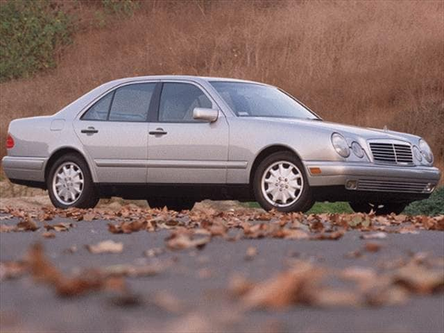 Most Popular Luxury Vehicles of 1999 - 1999 Mercedes-Benz E-Class