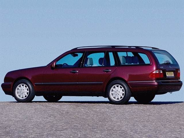Most Fuel Efficient Wagons of 1999 - 1999 Mercedes-Benz E-Class