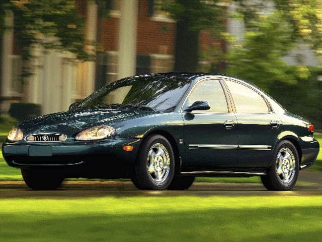 1999 Mercury Sable LS Sedan 4D Used Car Prices | Kelley ...