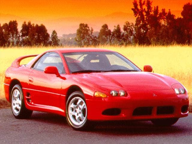 Top Consumer Rated Coupes of 1999 - 1999 Mitsubishi 3000GT
