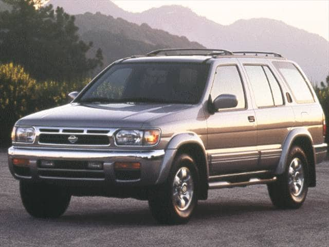 Used Nissan Altima For Sale >> Used 1999 Nissan Pathfinder XE Sport Utility 4D Pricing ...