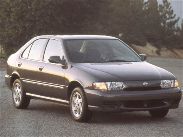 Most Fuel Efficient Sedans of 1999 - 1999 Nissan Sentra