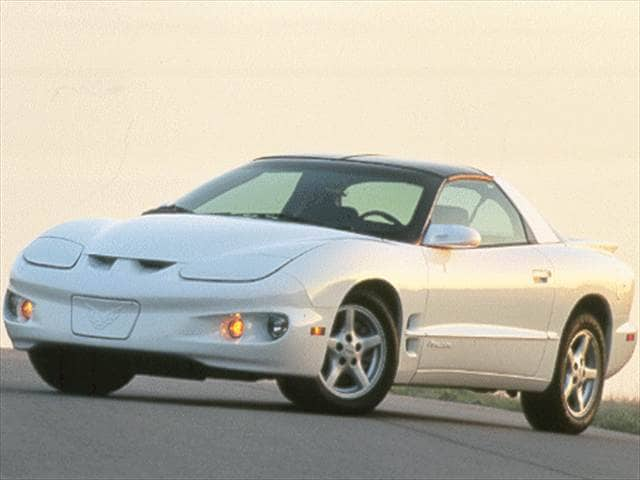 Top Consumer Rated Hatchbacks of 1999 - 1999 Pontiac Firebird