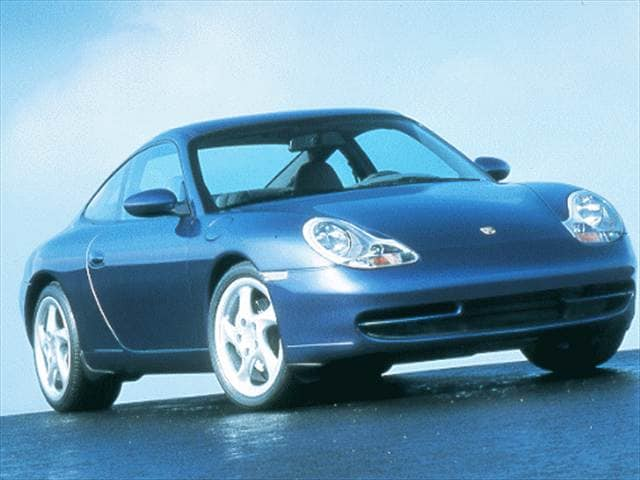 Top Consumer Rated Luxury Vehicles of 1999 - 1999 Porsche 911