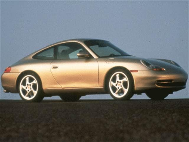 Used 1999 Porsche 911 Carrera Coupe 2d Pricing Kelley Blue