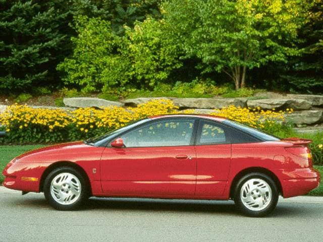 Most Fuel Efficient Coupes of 1999 - 1999 Saturn S-Series
