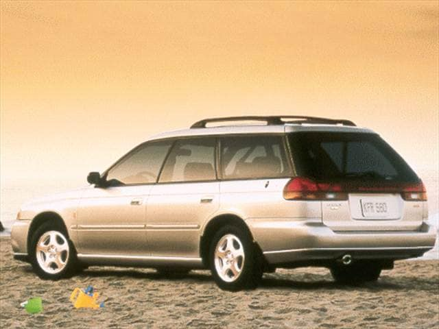 Most Popular Wagons of 1999 - 1999 Subaru Legacy