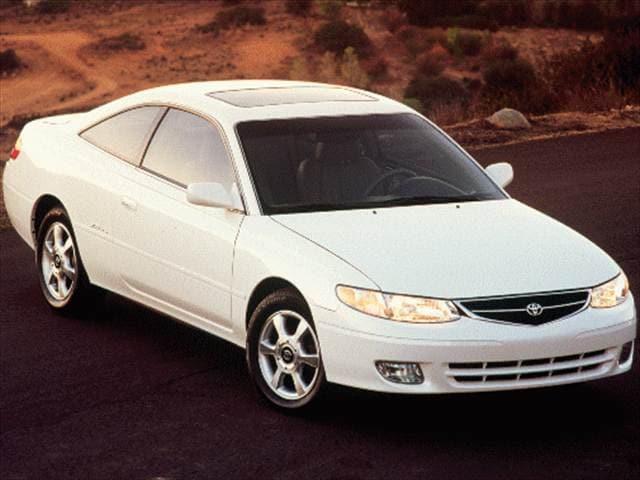 Top Consumer Rated Coupes of 1999 - 1999 Toyota Solara