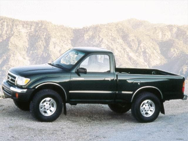Most Popular Trucks of 1999 - 1999 Toyota Tacoma Regular Cab