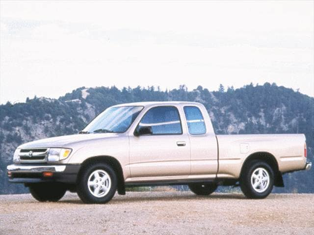 Most Fuel Efficient Trucks of 1999 - 1999 Toyota Tacoma Xtracab