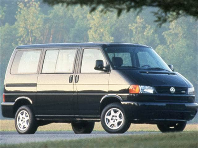 Top Consumer Rated Vans/Minivans of 1999