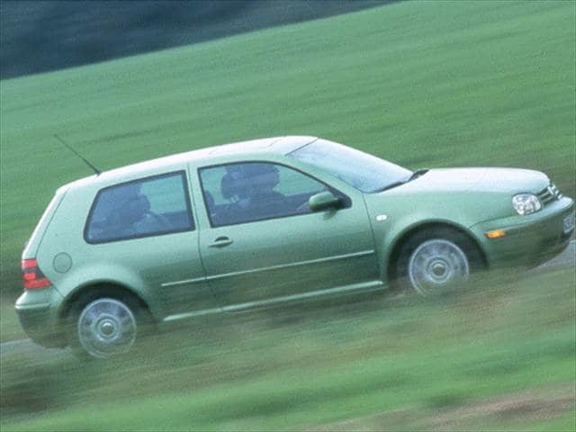 Top Consumer Rated Hatchbacks of 1999 - 1999 Volkswagen GTI (New)