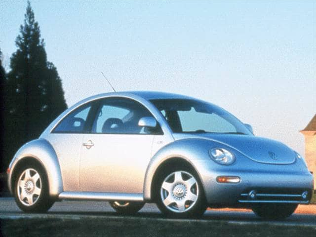 Most Popular Coupes of 1999 - 1999 Volkswagen New Beetle
