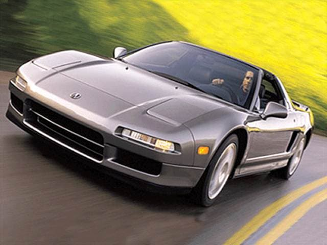 Top Consumer Rated Convertibles of 2000 - 2000 Acura NSX