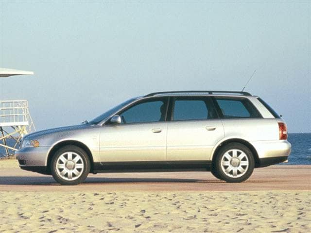 Highest Horsepower Wagons of 2000 - 2000 Audi A4