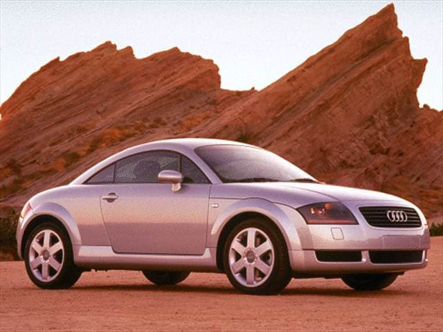 Most Fuel Efficient Luxury Vehicles of 2000 - 2000 Audi TT
