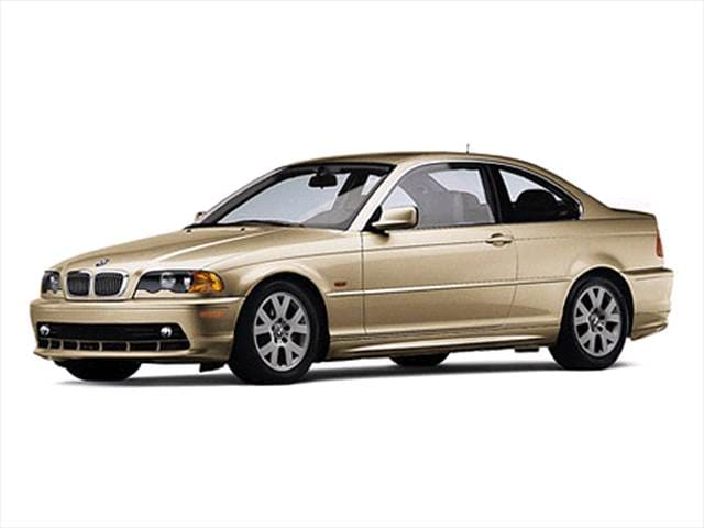 Most Popular Luxury Vehicles of 2000 - 2000 BMW 3 Series