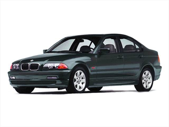 Most Popular Sedans of 2000 - 2000 BMW 3 Series
