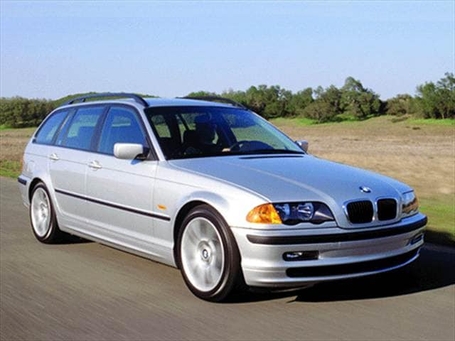 Top Consumer Rated Wagons of 2000 - 2000 BMW 3 Series