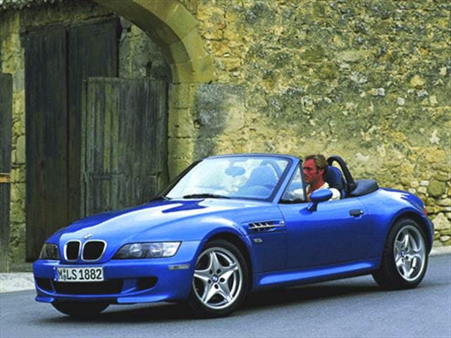 2000 Bmw M Roadster 2d Used Car Prices Kelley Blue Book