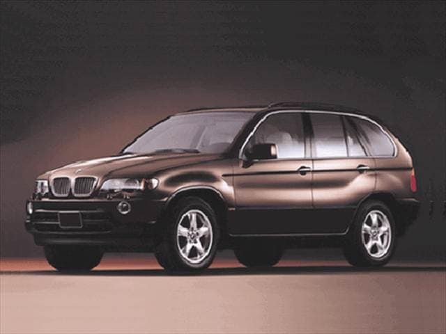 Most Popular Crossovers of 2000 - 2000 BMW X5