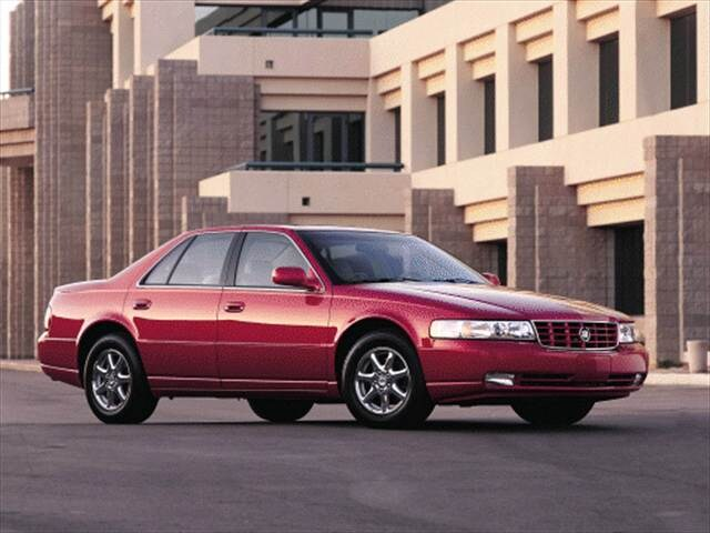 Highest Horsepower Sedans of 2000 - 2000 Cadillac Seville