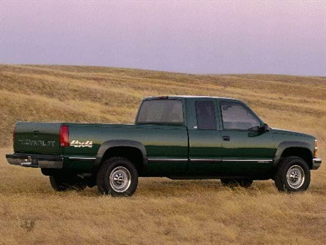 Highest Horsepower Trucks of 2000 - 2000 Chevrolet 2500 HD Extended Cab