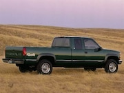 2000-Chevrolet-3500 Extended Cab