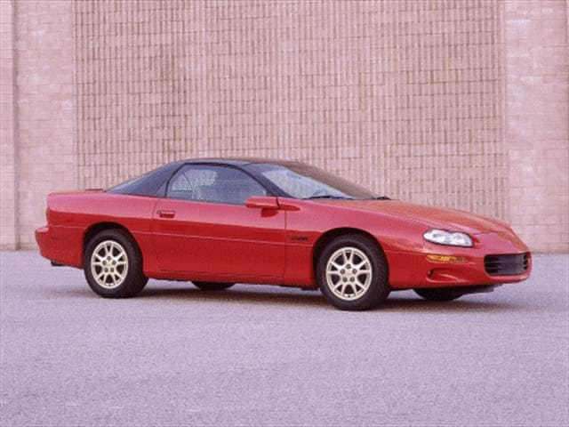 Highest Horsepower Coupes of 2000 - 2000 Chevrolet Camaro