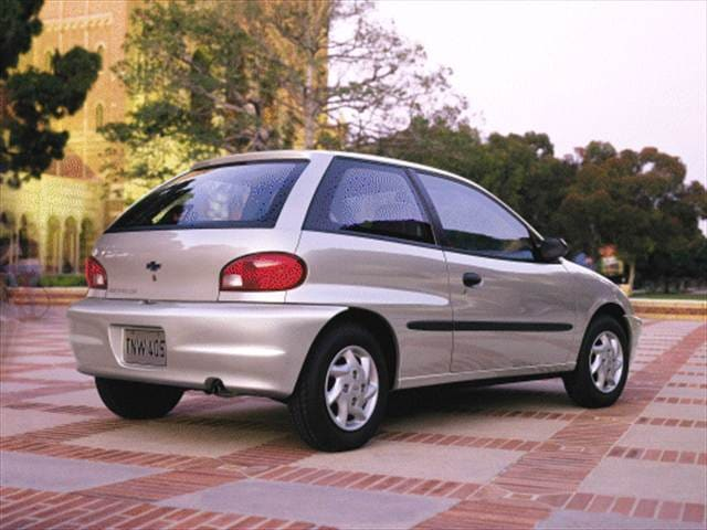 Car Payment Calculator >> Used 2000 Chevrolet Metro LSi Hatchback Coupe 2D Pricing | Kelley Blue Book