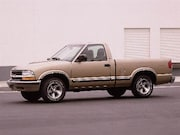 2000-Chevrolet-S10 Regular Cab