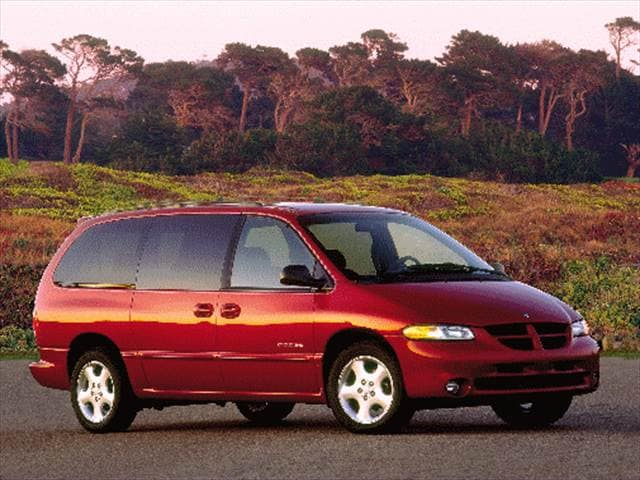 Top Consumer Rated Vans/Minivans of 2000 - 2000 Chrysler Grand Voyager