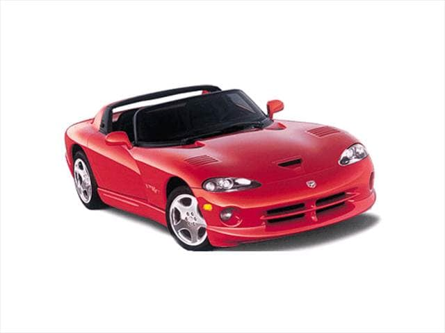 Top Consumer Rated Convertibles of 2000 - 2000 Dodge Viper
