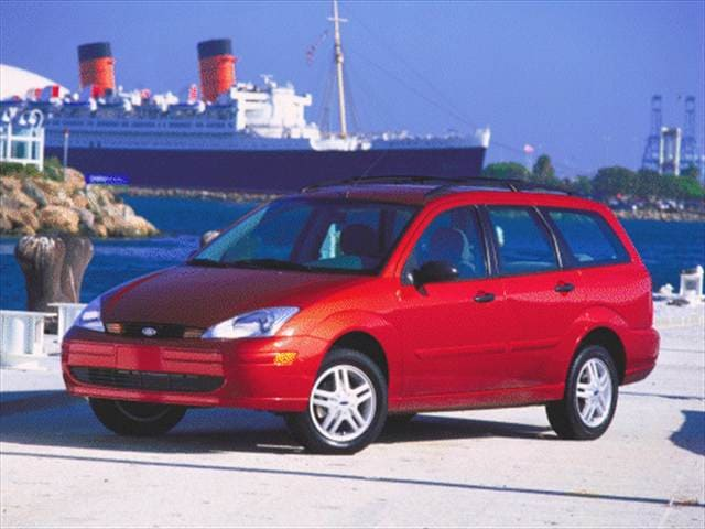 Most Fuel Efficient Wagons of 2000 - 2000 Ford Focus