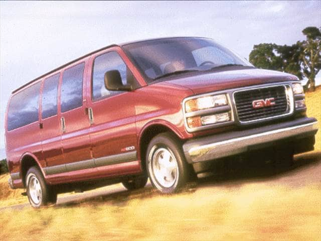 Highest Horsepower Vans/Minivans of 2000 - 2000 GMC Savana 2500 Passenger