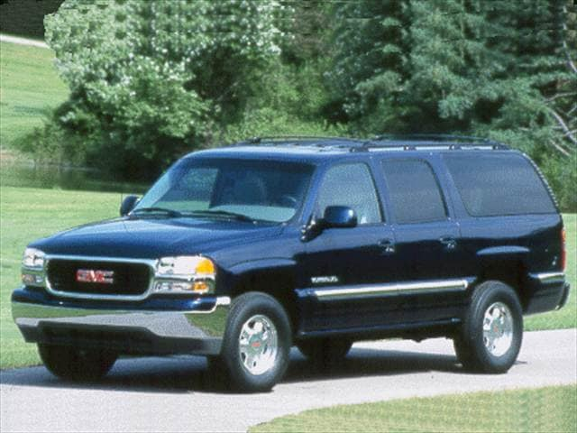 Top Consumer Rated SUVs of 2000 - 2000 GMC Yukon XL 2500