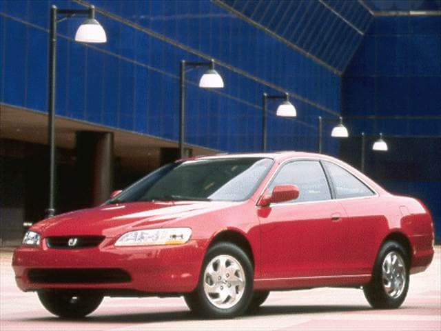 Most Popular Coupes of 2000 - 2000 Honda Accord