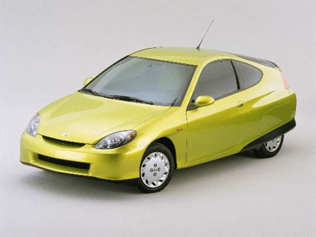 Most Fuel Efficient Hatchbacks of 2000 - 2000 Honda Insight