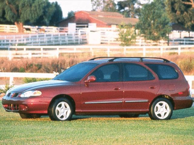 Most Fuel Efficient Wagons of 2000 - 2000 Hyundai Elantra