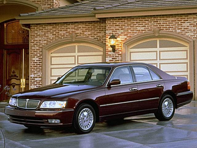 Top Consumer Rated Luxury Vehicles of 2000 - 2000 INFINITI Q
