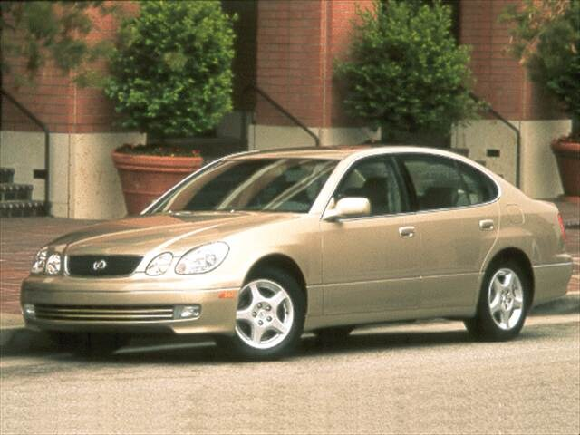 Top Consumer Rated Sedans of 2000 - 2000 Lexus GS