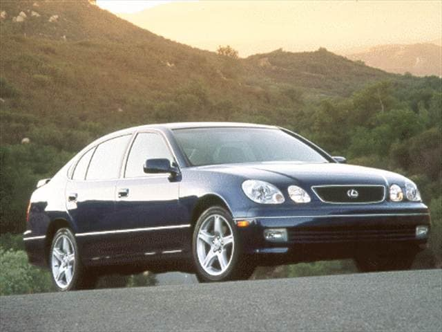 Highest Horsepower Sedans of 2000