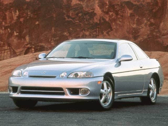 Lexus Coupe Older Models