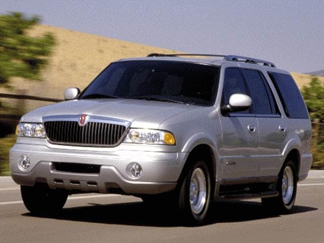 Highest Horsepower SUVs of 2000 - 2000 Lincoln Navigator