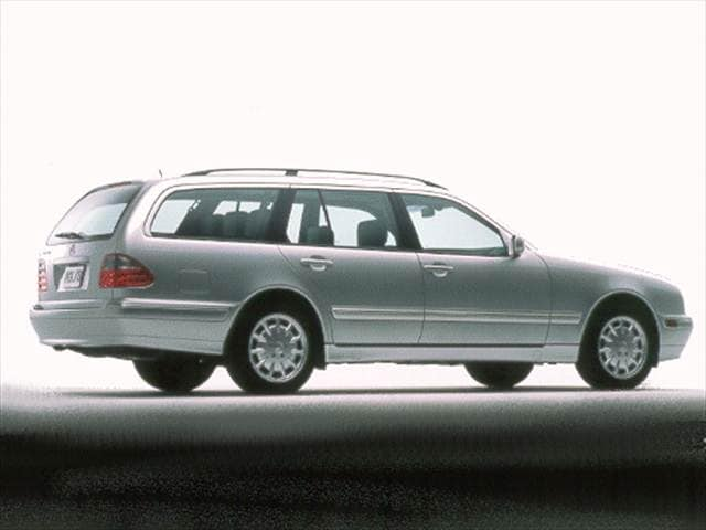 Most Popular Wagons of 2000 - 2000 Mercedes-Benz E-Class
