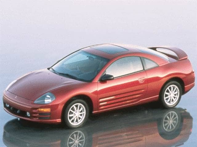 Most Popular Coupes of 2000