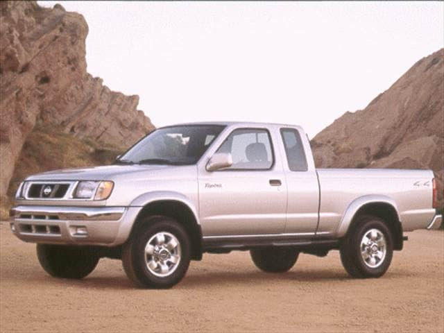Most Fuel Efficient Trucks of 2000 - 2000 Nissan Frontier King Cab