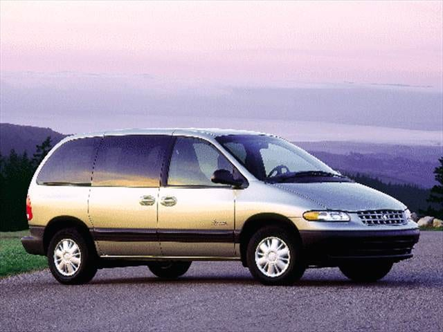 Most Fuel Efficient Vans/Minivans of 2000 - 2000 Plymouth Voyager